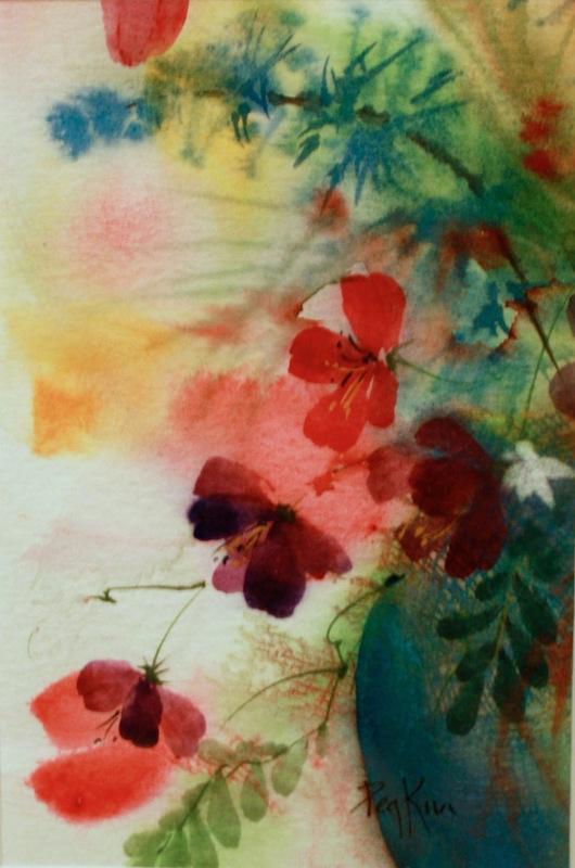 1-floral IV